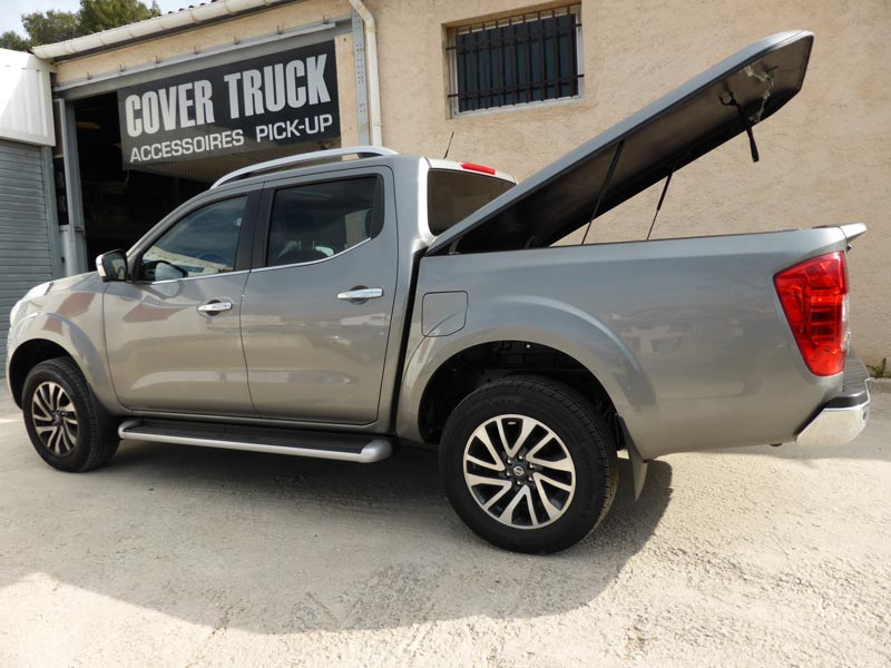 Couvre benne Nissan NP 300 Navara Double Cabine