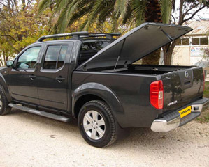 couvre benne nissan navara d40 double cabine cover truck. Black Bedroom Furniture Sets. Home Design Ideas