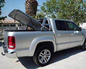 couvre tonneau volkswagen amarok cover truck. Black Bedroom Furniture Sets. Home Design Ideas