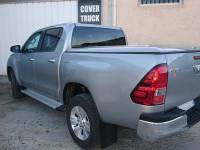 Couvre benne Toyota Hilux Double Cabine