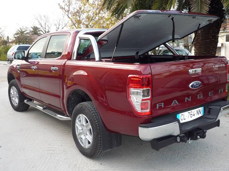 couvre benne ford ranger cover truck